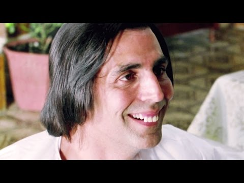Akshay Kumar's Makeover by Aditya Roy Kapoor | Action Replayy Hindi Movie | Comedy Scene