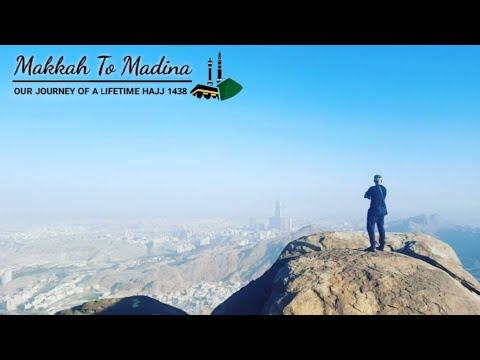 My Journey To Makkah (Hajj) 2017 HD 🕋