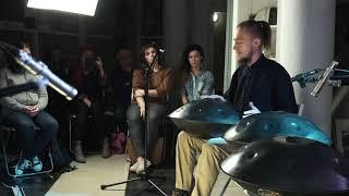 Amazing music  (ханг, hang drum, handpan, слушать музыку)