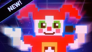 *NEW* 8 BIT BABY ATTACKS! | FNAF AR Special Delivery