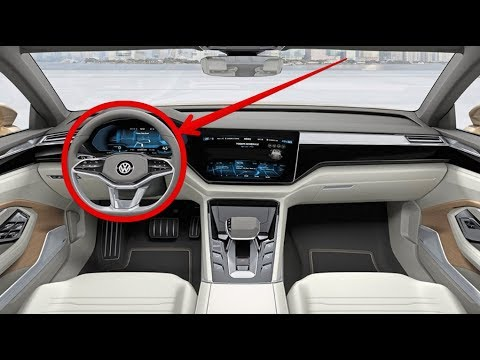 New Volkswagen Phaeton 2018 Interior And Exterior Overview