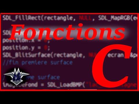 [TUTO] Les fonctions en C