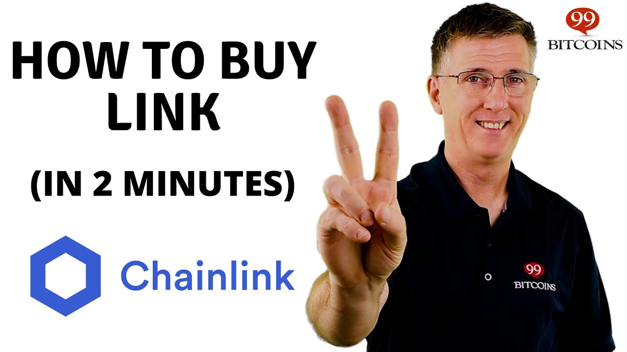 How to Buy Chainlink (LINK) in 2 minutes (2021 Updated)