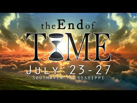 POWER 2017 - The Parable Of the Tares - Tony DeBerry