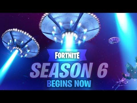 Season 6 Trailer Fortnite Battle Royale Youtube