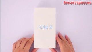 Meizu Note 9 Огляд і Розпаковування