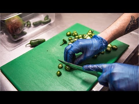 Food Preparation Worker Career Video