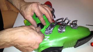 EXTREMECARVING  NEW SPRING SYSTEM FOR HARD BOOTS UPZ, NO HOLES