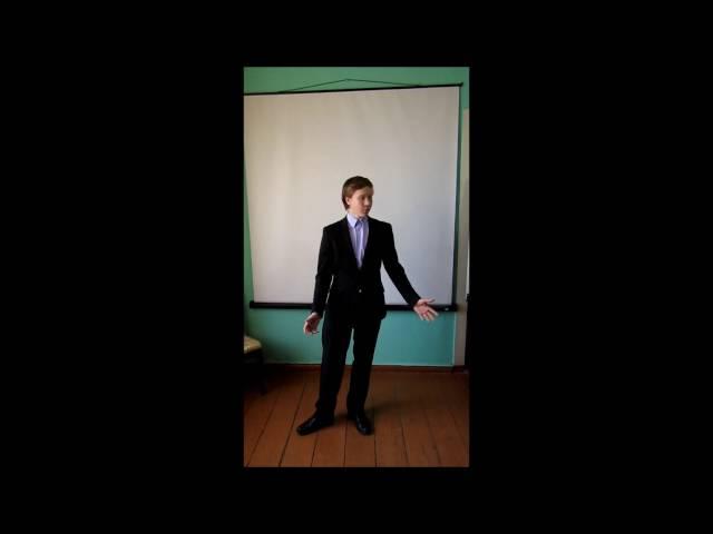 Изображение предпросмотра прочтения – ЯнРахимбердин читает произведение «Беглец (Израненной рукой схватившись за карниз…)» В.Я.Брюсова