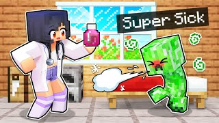 Our SUPER SICK Mobs Need HELP In Minecraft!