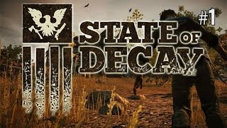 Twitch Livestream | State of Decay: Year One Survival Edition Part 1