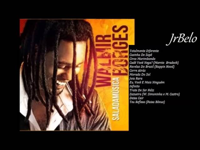 cd completo walmir borges