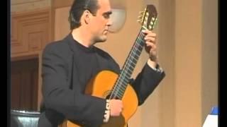 Garrotín y Soleares. Joaquin Turina. Guitarra: Michel Perez Rizzi