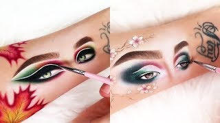 TFW You're Bored in Class & You Draw on Your Arm | Best Makeup Tutorials 2018 | Woah Beauty thumbnail
