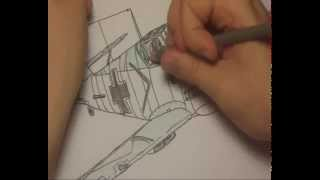 Tutorial: How to Draw - Franz Von Werra