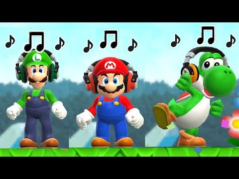 Super Mario Run - Remix 10 Mode (Custom Music)