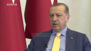 Erdogan: Gyleni rrezikon Shqipërinë - Top Channel Albania - News - Lajme HD