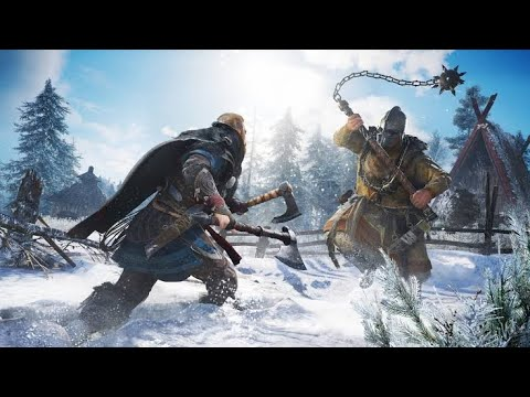 Assassin S Creed Valhalla Official Gameplay Part 1 Youtube