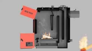 Твердотопливные котлы Metal-Fach SDG(Твердотопливные котлы длительного сгорания с верхней/нижней камерой сгорания., 2015-08-20T12:13:05.000Z)