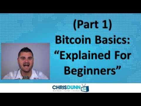 Bitcoin Basics Part 1 - Bitcoin Academy