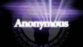 We are Anonymous. We do not Forgive. We do not Forget.