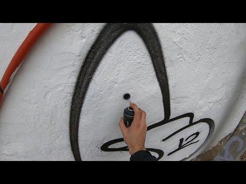 Download Graffiti - Resk 12 - Graffiti Tagging and Bombing Trip Mission #1 Mp4 baru