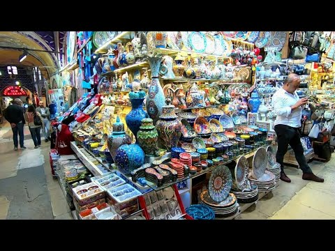Exploring Istanbul's Grand Bazaar | Oldest Market in the World