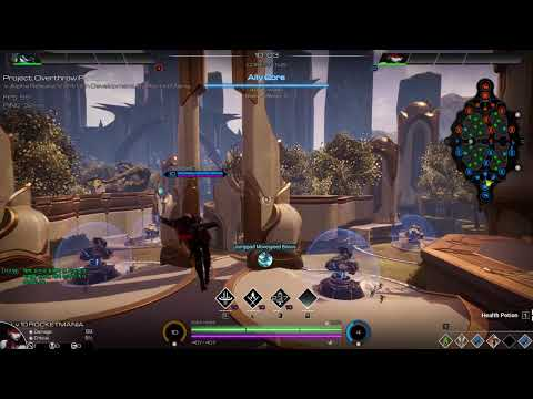 Overthrow Paragon - full match