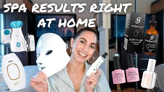 BEST SKINCARE TOOLS DEVICES TO USE AT HOME Laser Hair Removal LED Face Mask More