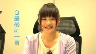 「東京俳優市場2010春」第2話から新芽歩さんのインタビューです。