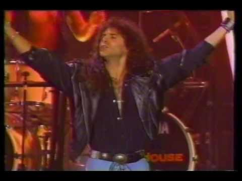 Firehouse - All She Wrote - Live 1991