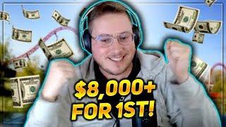 DEEP IN THE $22 SUPER SONIC HYPER TURBO!! *INSANE ROLLERCOASTER!*   PokerStaples Stream Highlights