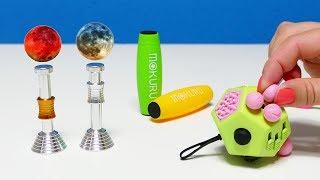 видео Игрушки-приколы, необычные игрушки, светящиеся игрушки с Алиэкспресс