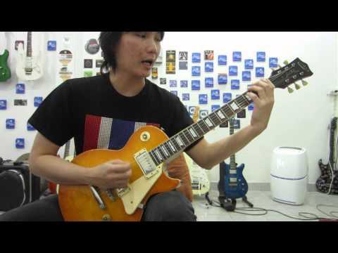 สอนกีตาร์รึทึ่มแนวร็อคเมทัล Rock Metal Style Guitar Rhythm