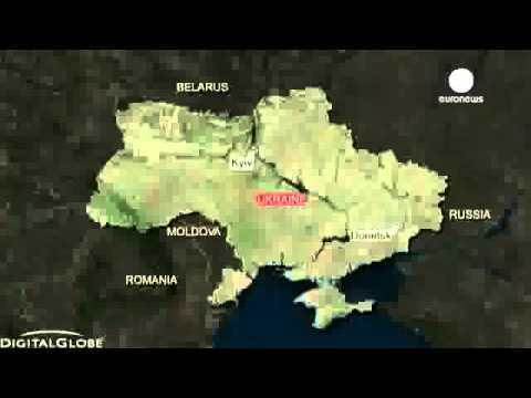 Pro-Russian protesters occupy regional government building in Donetsk, Eastern Ukraine