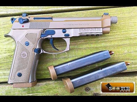 Beretta M9A3 9mm Pistol Review