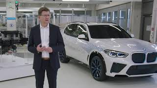 Hydrogen Fuel Cell Technology at the BMW Group - Klaus Fröhlich