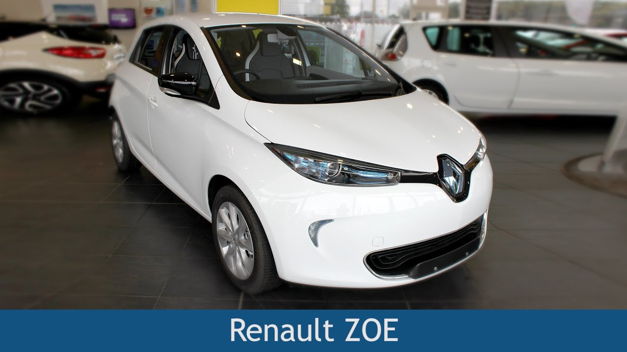 Renault Zoe 2013 2019 Review Evans Halshaw Youtube
