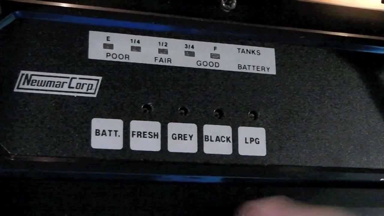 Rv Fresh Water Tank Sensor Wiring Diagram 2006 Mazda 6 Headlight How To Calibrate Monitors