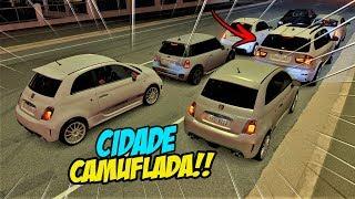 CADE A X5 BRANCA?? - CIDADE CAMUFLADA - FORZA HORIZON 3