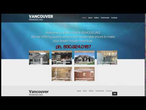 Western Springs contractors Home Kitchen Bathrooms Basements Additions - Vancouver Remodeling