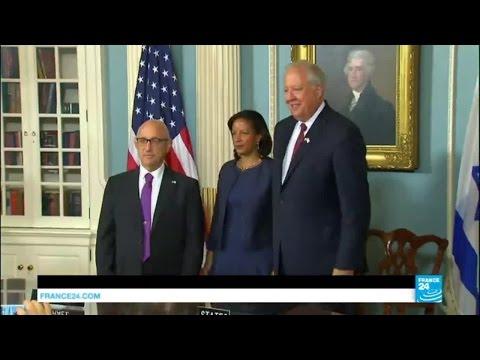 Middle-East: US, Israel Sign Landmark $38 Billion Military Aid Package