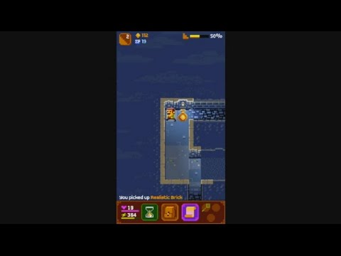 Hero Hack (by Grand Cru) - adventure game for android - gameplay.