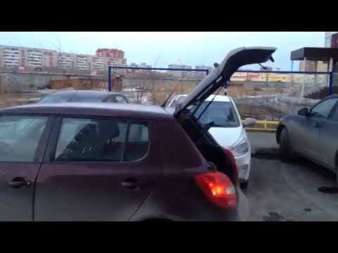 Установка камеры заднего вида на авто своими руками 58