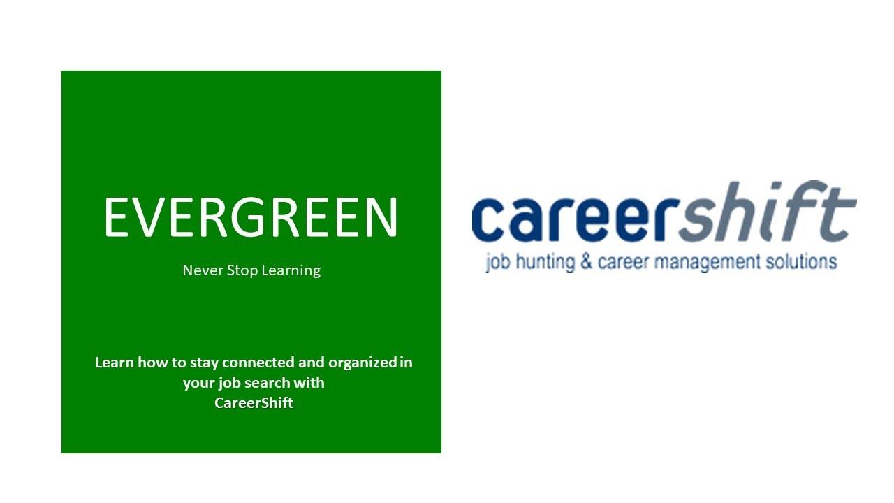 Image for ESF PRESENTS:  CareerShift - A Job Hunting and Career Management Solutions  Platform webinar