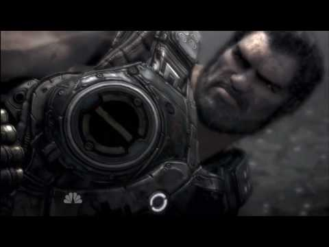 (HD)The Official Gears Of War 3 Trailer- Ashes to Ashes IGN. 720PHD