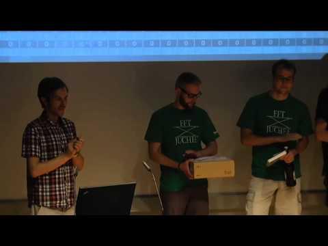 jiska: Siegerehrung: 2nd IEEE Signal Intelligence Challenge