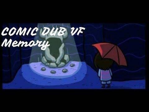 [Comic Dub VF] Undertale  - Memory