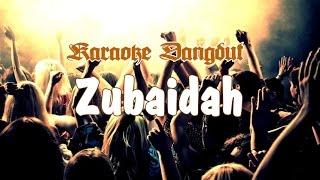 Karaoke Zubaidah dangdut