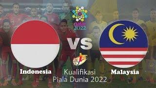 Timnas Indonesia vs Malaysia, Jadwal Laga Kedua Kualifikasi Piala Dunia 2022